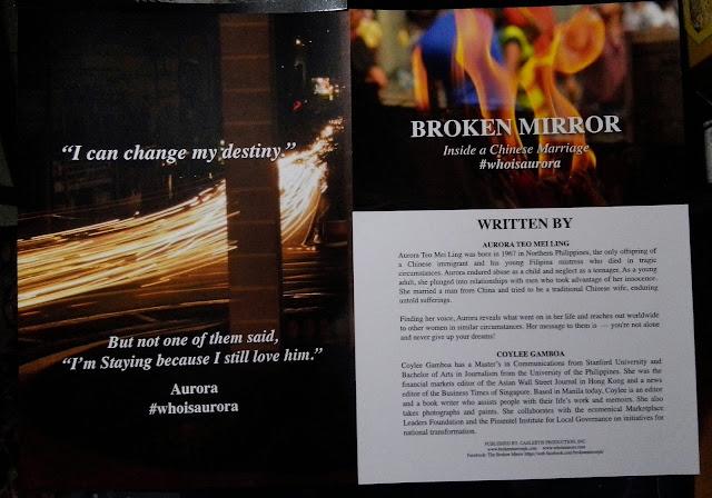 broken mirror, aurora teo mei ling, coylee gamboa,