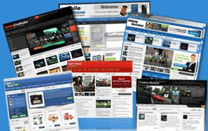 Koleksi Template Blog SEO Terbaik: Fast Loading, Ringan, Simple, Responsive