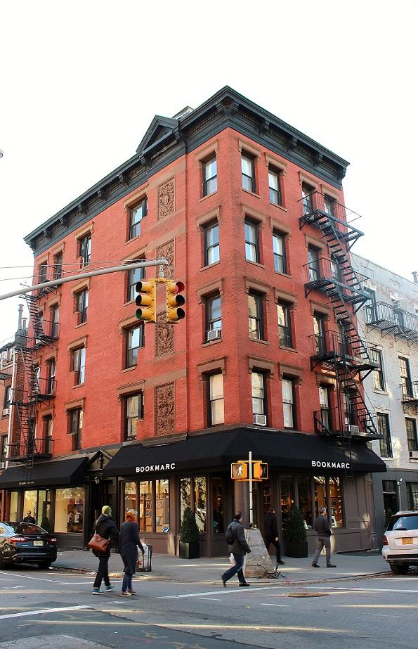 Var i New York ska man bo?