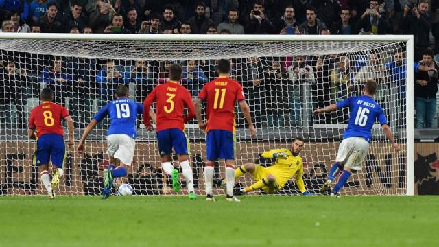 [Video] Cuplikan Gol Italia 1-1 Spanyol (Kualifikasi Piala Dunia 2018)