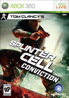 Tom Clancy's: Splinter Cell Conviction (X-BOX360) 2010