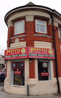 Popeyes Take Away in Blackpool