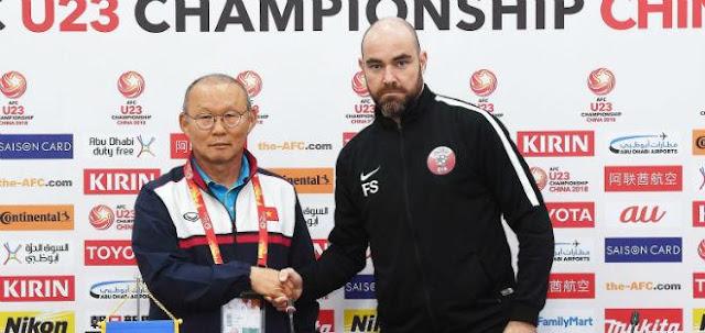 Tin HOT U23 châu Á 23/1: U23 Việt Nam và điểm tựa lịch sử 2