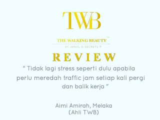 The walking beauty, twb, review