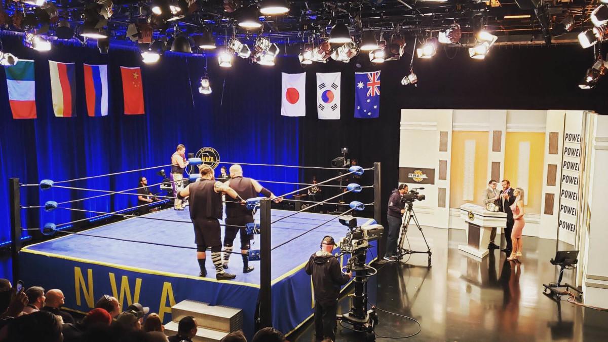 NWA suspende Crockett Cup e gravações do Powerrr