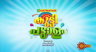 Kutty pattalam 09 June 2013 episode