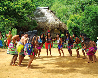 Culture and Traditions : Customs and Traditions of Panama