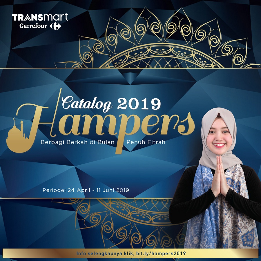 Daftar Lengkap Promo Transmart Carrefour Mei Terbaru 2019