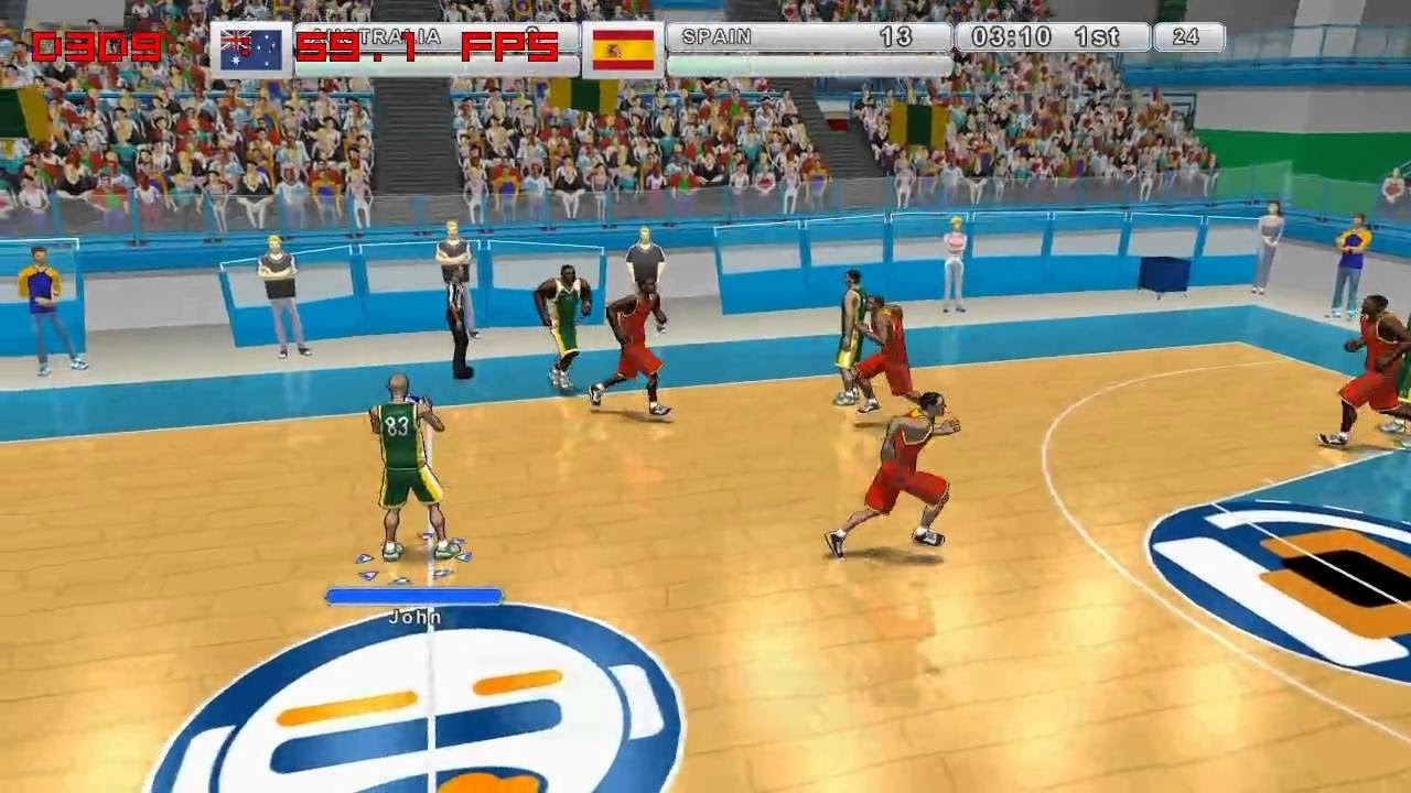 Game Incredibasketball ISO - Free Download Games
