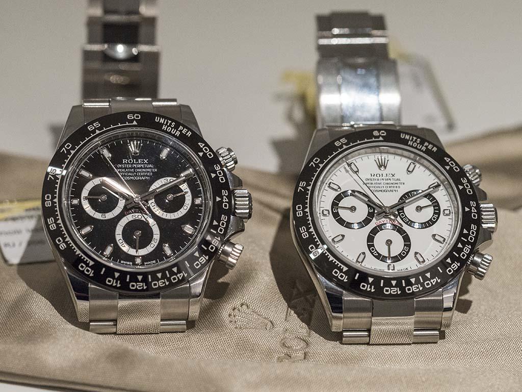 0b1515414b0 Hong Kong Watch Fever 香港勞友  Choosing the right dial for your Daytona