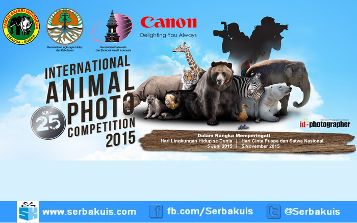 International Animal Photo Competition 2015