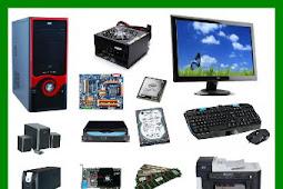 Contoh Perangkat Keras Komputer (Hardware)
