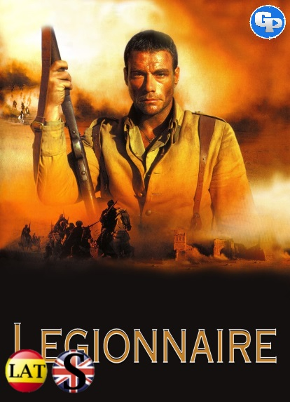 Legionario (1998) HD 1080P LATINO/INGLES
