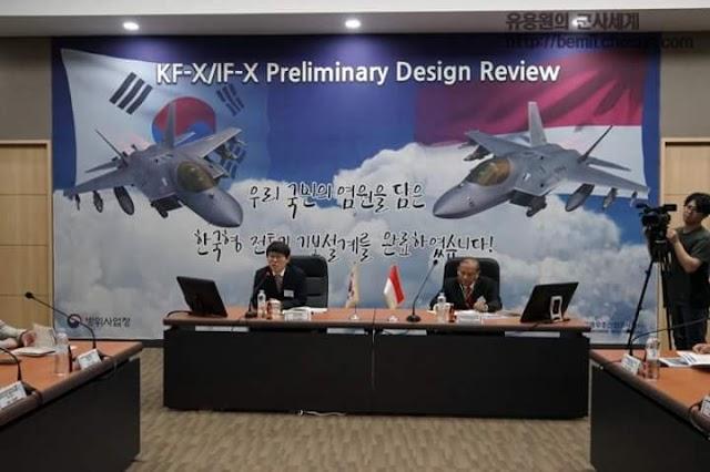 Melihat Rancangan Awal Pesawat Tempur KFX/IFX Yang Baru Saja Diluncurkan