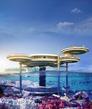 Passion Luxury Underwater Hotel Planned In Dubai