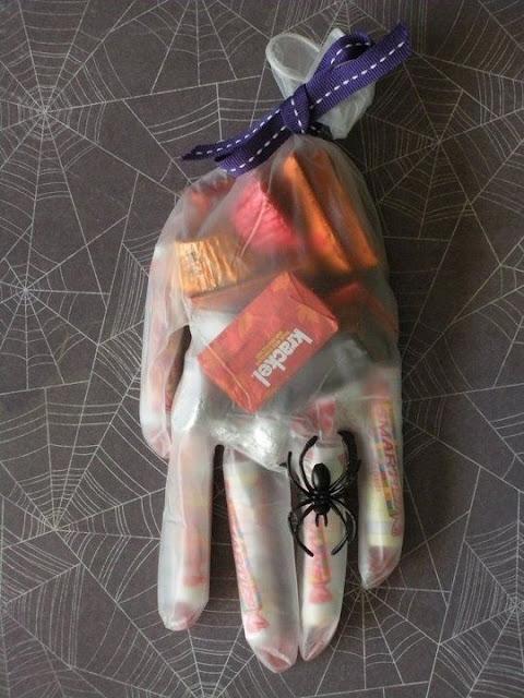 Idéias fáceis para Halloween , lembrancinhas festa