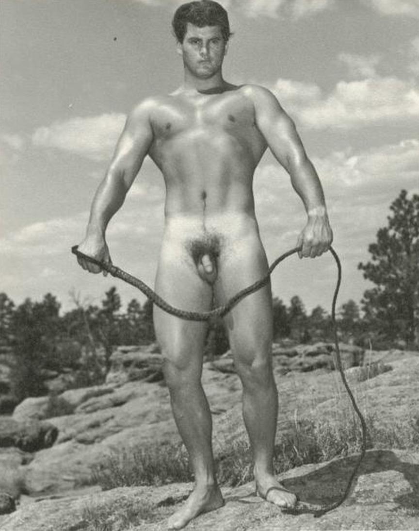 Free vintage naked men — pic 8