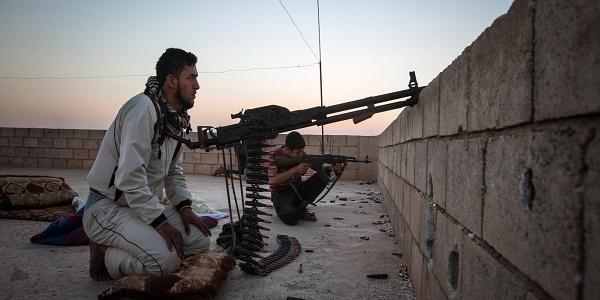 Οι Κούρδοι του SDF προελαύνουν στον τελευταίο θύλακα του ISIS - «Ο εχθρός στη Ράκα είτε θα παραδοθεί είτε θα εξοντωθεί»