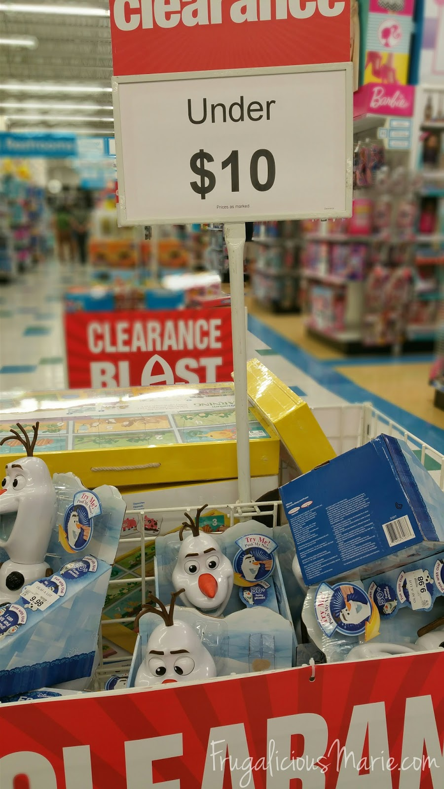 Toys R Us Clearance Blast Sale Frugalicious Marie