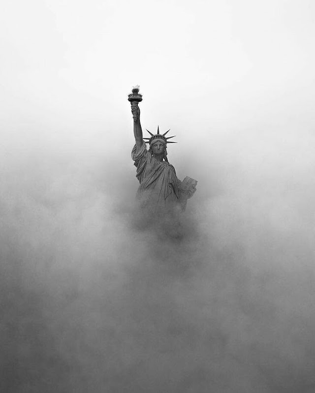 """""""Statue of Liberty ... In tha MIdST"""" #PHOTOGRAPHY"""