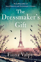 The Dressmaker's Gift by Fiona Valpy (Book cover)