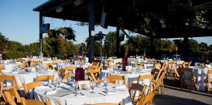 Fluor Field Wedding Venues