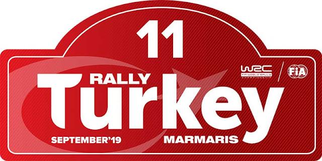 WRC Turkey 2019