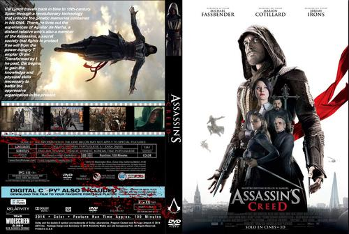 Assassin's Creed Torrent - BluRay Rip 720p e 1080p Dublado (2017)