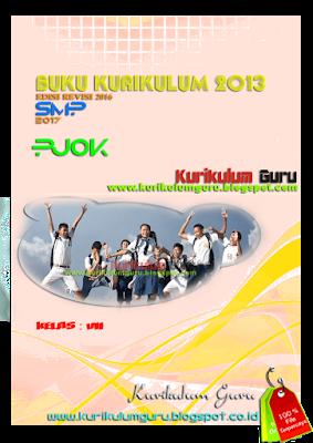 DOWNLOAD BUKU KURIKULUM 2013 EDISI REVISI 2016 JENJANG SMP 2017 PJOK