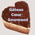 Recette Gâteau Cœur Gourmand