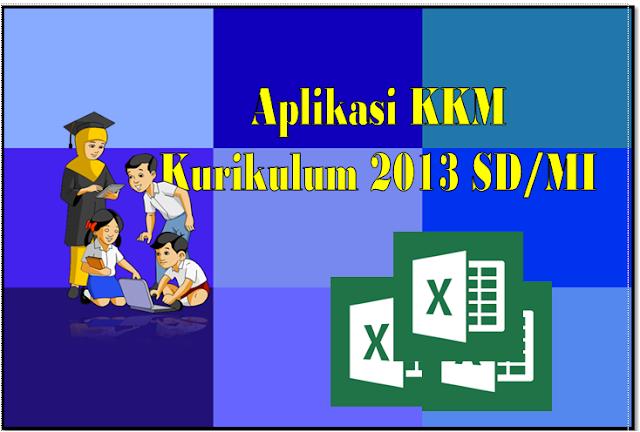 KKM kelas 1-6 kurikulum 2013