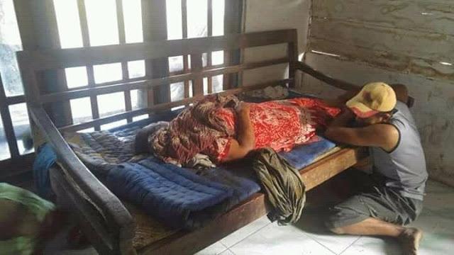 Astagfirullah! Pria ini Tega Bunuh Ibunya Saat Tidur Pulas Dengan Cara Tak Lazim