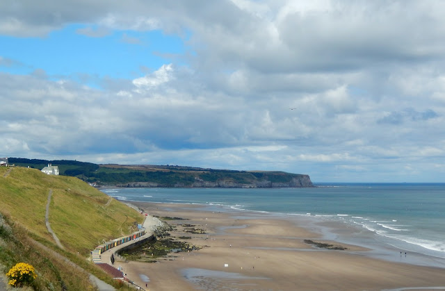 Whitby West Cliff