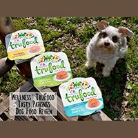 Wellness trufood tasty pairings dog food review