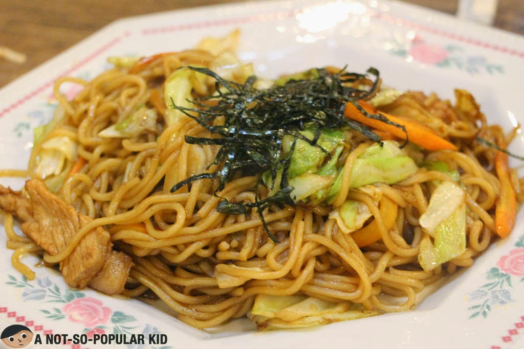 Japanse Noodles - Yakisoba of Kikufuji