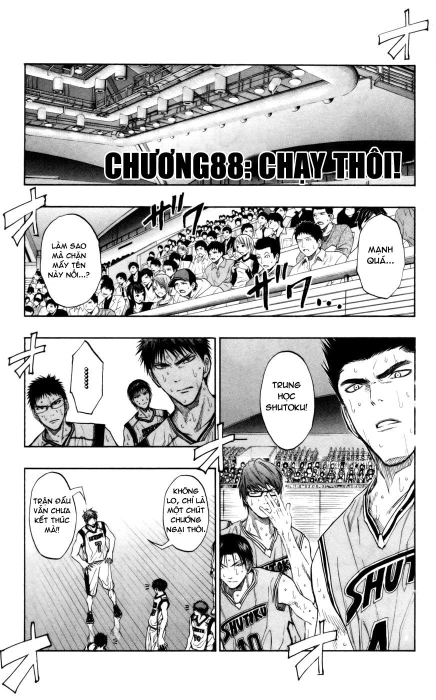 Kuroko No Basket chap 088 trang 1