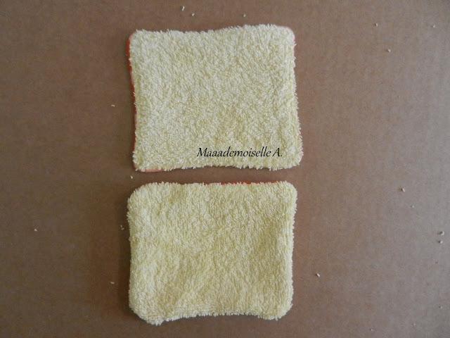 || DIY : Coudre des lingettes lavables (Tuto pas à pas en photos)