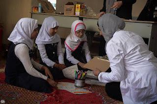 جولة طبية لمعاينة ومعالجة الطلبة الأيتام