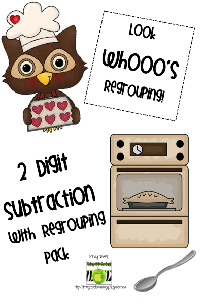 iintegratetechnology: 2 Digit Subtraction W/Regrouping in Many Ways