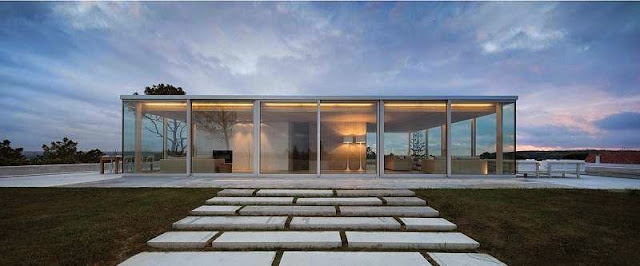 Contemporary house - RAINHA by Erpicum in Portugal