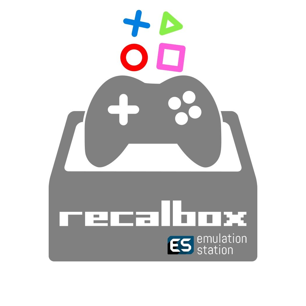RecalBox OS Emulator For PC and Raspberry - Download last GAMES FOR