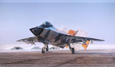Pesawat Terbang Pemintas Berjaya Tanpa Juruterbang Berjaya Dibangunkan Rusia