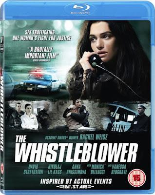 The Whistleblower 2010 Dual Audio 720p BRRip 950Mb x264