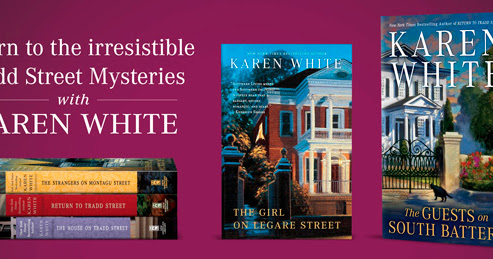 TRADD STREET MYSTERIES by Karen White