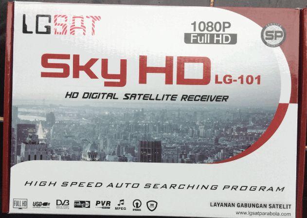 Update Sw Lgsat Sky HD LG-101