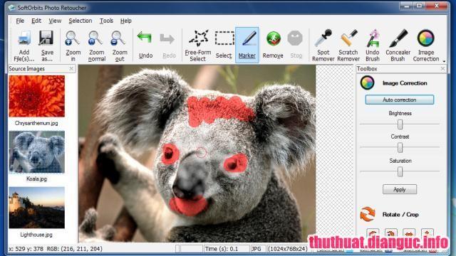 Download SoftOrbits Photo Retoucher 5.0 Full Cr@ck – Chỉnh sửa ảnh mạnh mẽ