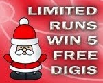 Limited Runs win digis