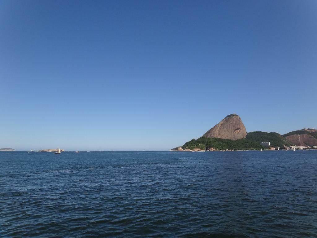 Baía de Guanabara por um outro ângulo