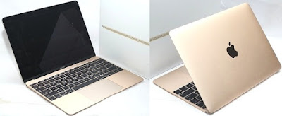 Jual Macbook Air Gold MK4N2ZP/A Terbaru 2nd