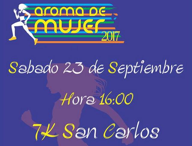 7k para mujeres Aroma de mujer en San Carlos (Maldonado, 23/sep/2017)